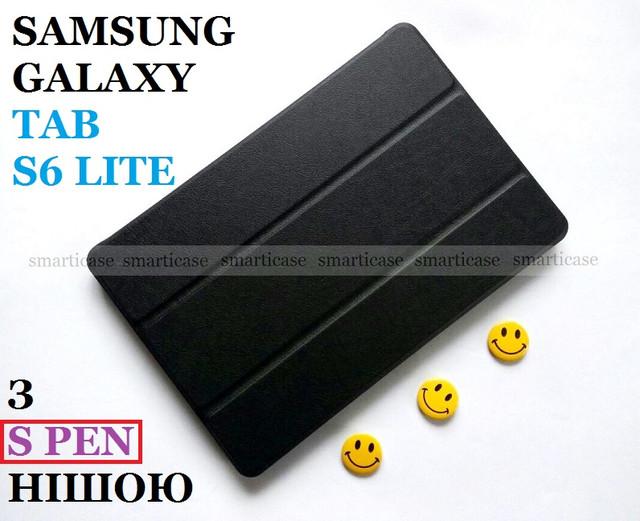 купити чорний чохол на Samsung Galaxy Tab s6 lite