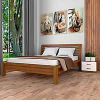 Кровать деревянная Офелия двуспальная