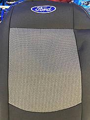 Чехлы на сидения Ford Tourneo Connect (2009-2013) в салон (Favorit)