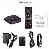 Смарт приставка Android Smart TV Box AmiBox X96 Mini 2GB + 16GB, фото 6