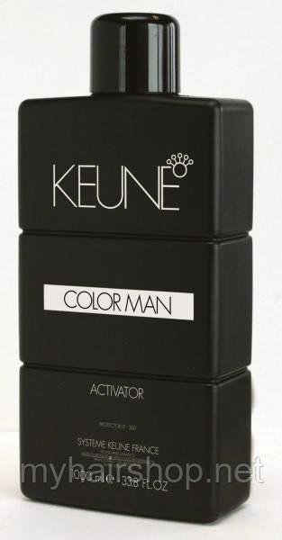 Проявитель для красителя KEUNE Color Man