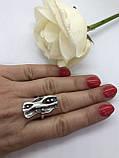 Комплект серебряных украшений Гармоника от Ирида-В, фото 4