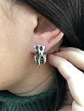 Комплект серебряных украшений Гармоника от Ирида-В, фото 3