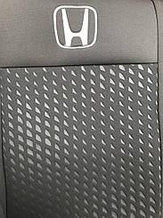 Чехлы на сидения Honda Civic (хечбек) (1/3) (2001-2006) в салон (Favorit)