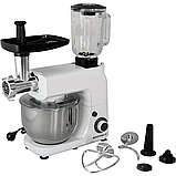Кухонная машина Grunhelm GKM0020 1.8 кВт 6 скоростей, фото 3