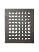 Чугунная решетка RPL1BIS 328X280, фото 1