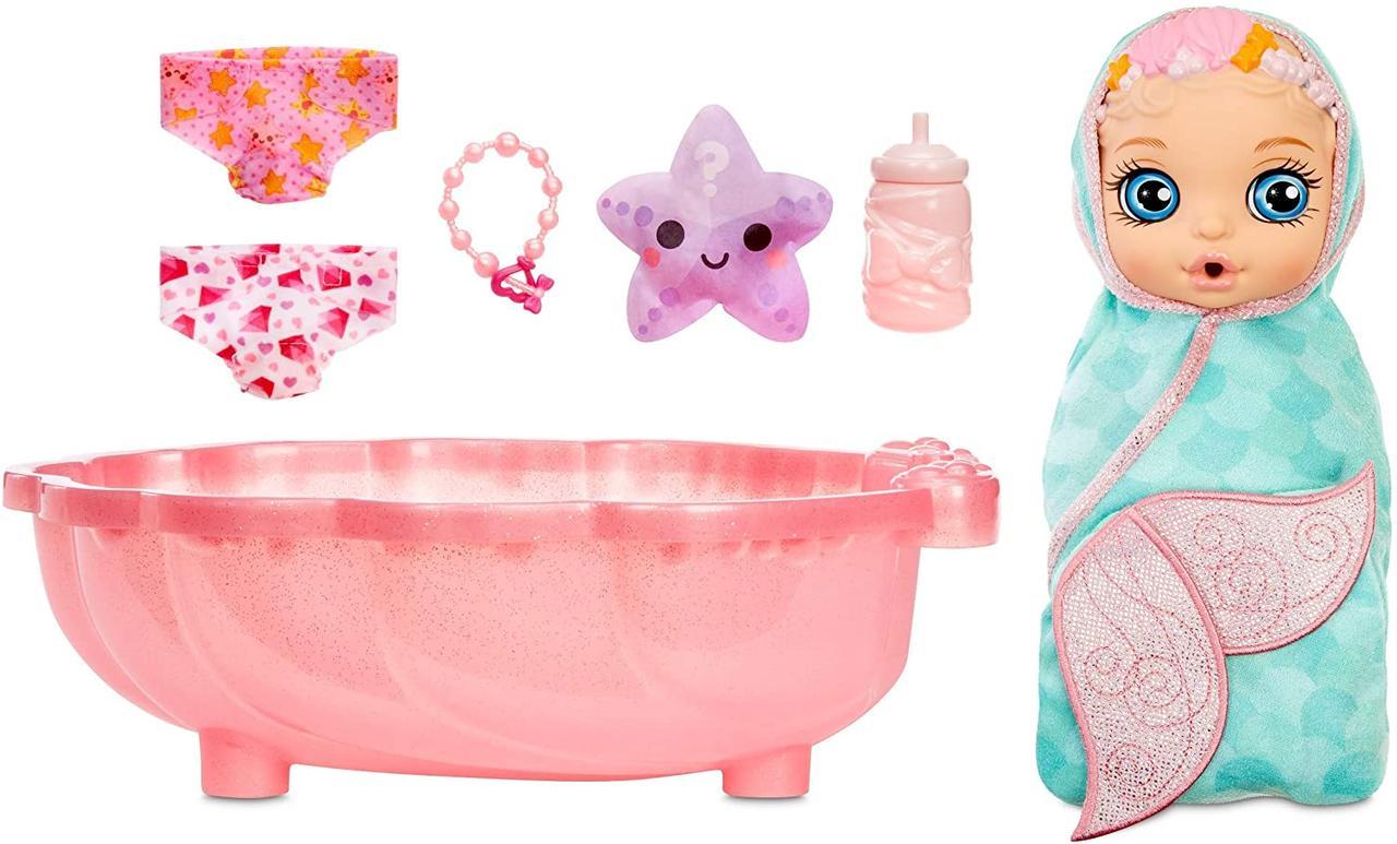Лялька Бебі Борн пупс Baby Born Blue Eyes Interactive Doll with 9 Ways to Nurture Zapf Creation