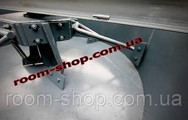 Бетонозмішувач (бетономішалка) безперервної дії об'ємом 750 л.