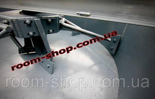Бетоносмеситель, мешалка, растворомешалка, змішувач, бетономешалка, на 750 л., ПО СУПЕР ЦЕНЕ, фото 2