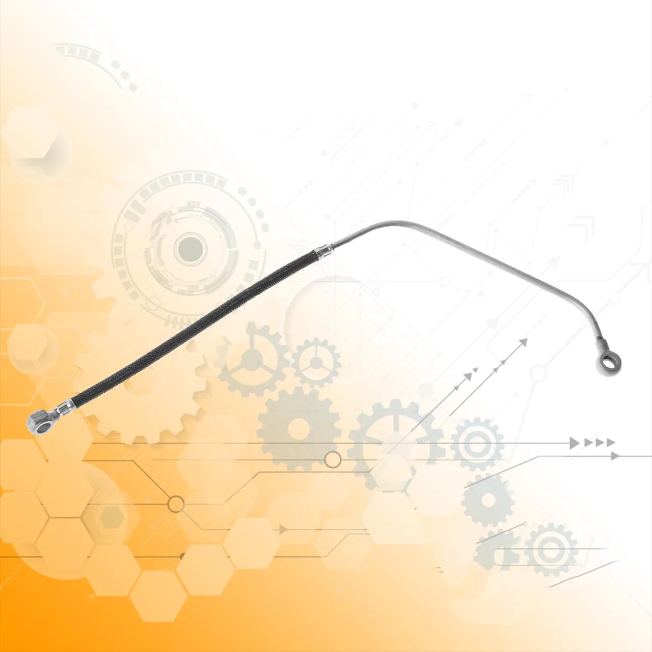 Трубка подвода масла к ТНВД ЯМЗ 238П-1111614