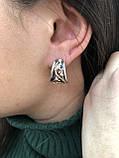 Комплект серебряных украшений Графиня от Ирида-В, фото 4