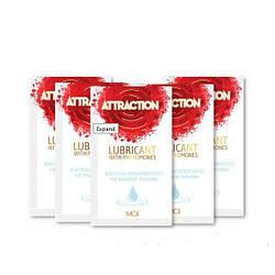 Пробник лубриканта с феромонами MAI ATTRACTION LUBS (10 мл) 18+