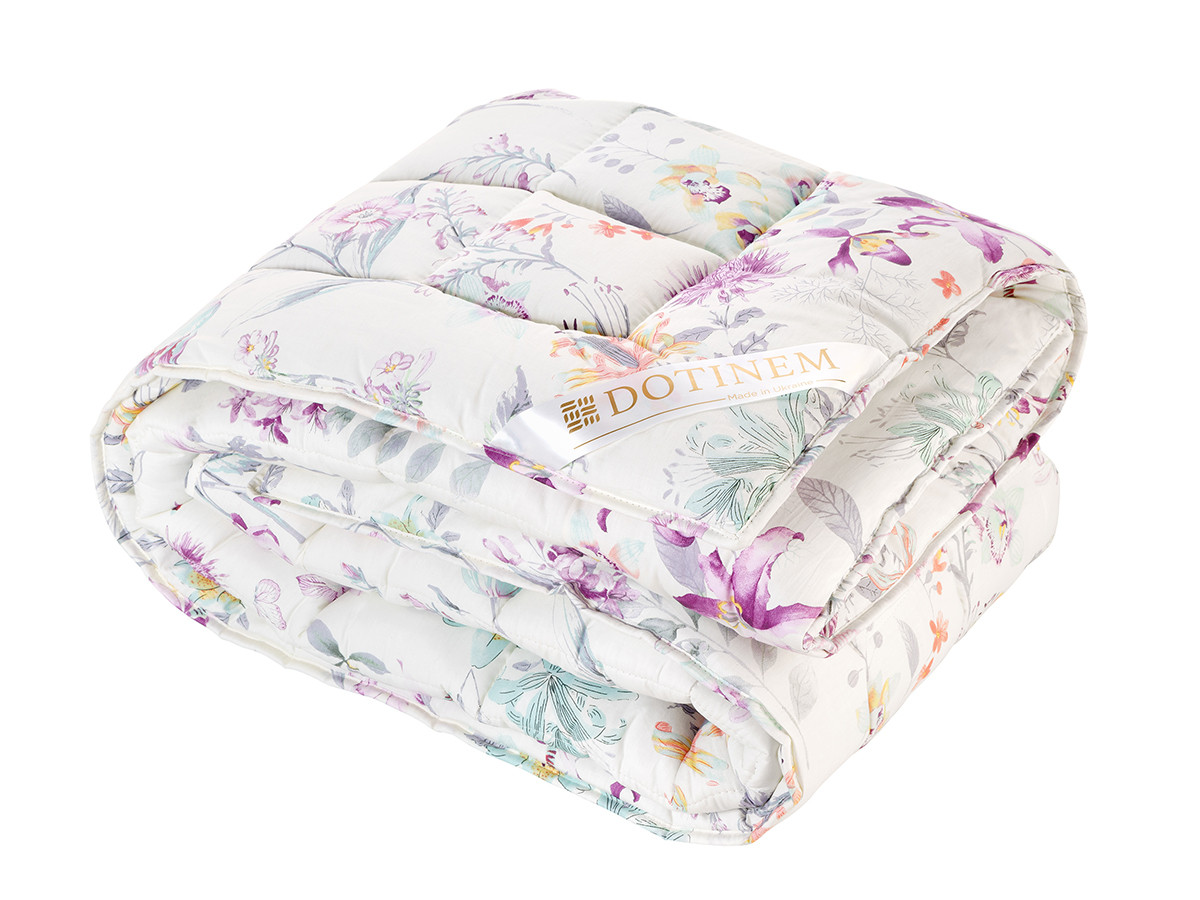 Одеяло DOTINEM VALENCIA ЗИМА холлофайбер полутороспальное 145х210 см (214872-5)