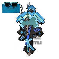 Повний подарунковий набір зброї Minecraft FullPack