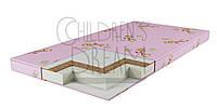 Матрац Children's Dream Кп 60х120 см Розовый