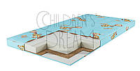 Матрац Children's Dream Кпг 60х120 см Синий