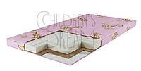 Матрац Children's Dream Кпг 60х120 см Розовый