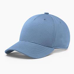 Бейсболка без логотипа INAL basic S / 53-54 RU Синий 220153