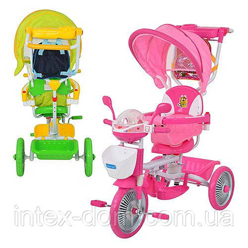 Велосипед ET A18-10-1P  (Розовый)