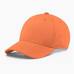 Бейсболка без логотипа INAL basic S / 53-54 RU Оранжевый 220553