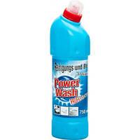 Гель для мытья туалета Power Wash 750 мл (синий)