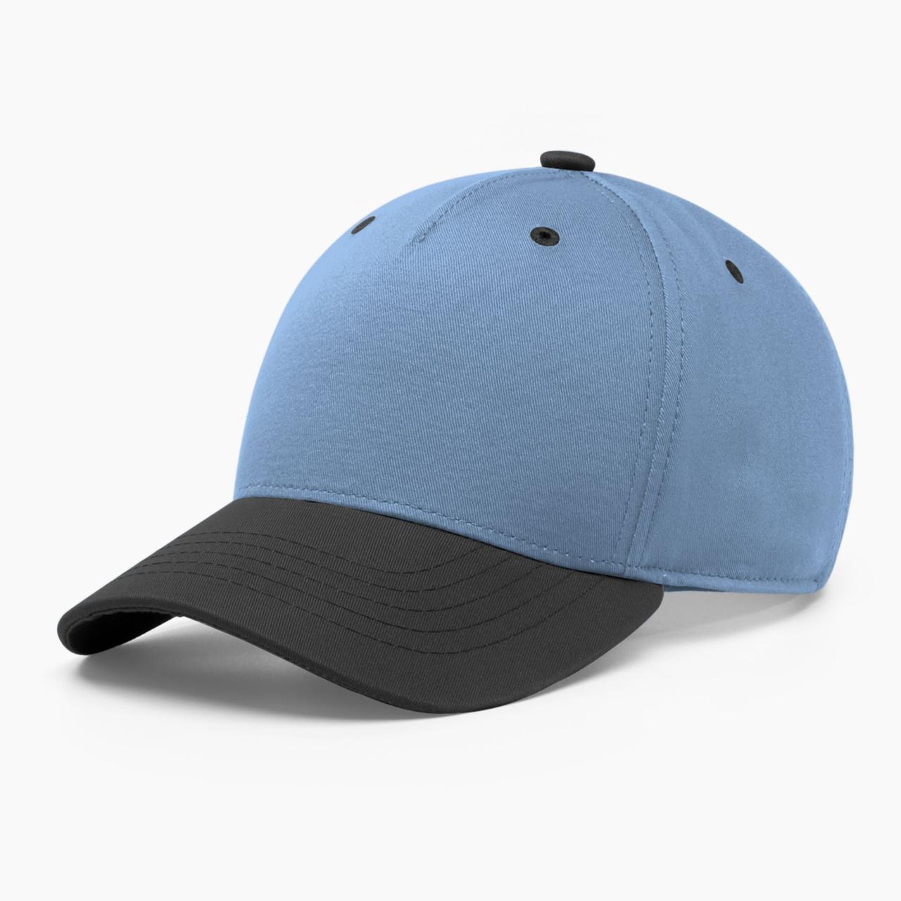 Бейсболка без логотипа INAL basic S / 53-54 RU Синий 287853