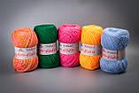 Пряжа демисезонная Vivchari Demi-Season, Color No.755 бордо, фото 6