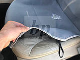 Майки (чехлы / накидки) на сиденья (автоткань) Kia Carens IV (киа каренс 2012+), фото 9