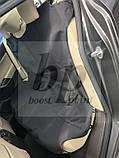Майки (чехлы / накидки) на сиденья (автоткань) Kia Carnival III (киа карнивал 2014+), фото 5