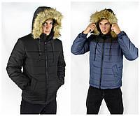 Куртка Alaska черная+ в подарок перчатки