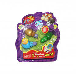 "Іграшки-вывернушки ""FlipaZoo"" 501188"