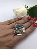Комплект серебряных украшений Мелодия от Ирида-В, фото 4