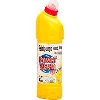 Средство для чистки унитаза Power Wash  750 мл (желтый)