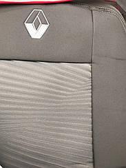 Чехлы на сидения Renault Premium (1+1) (1996-2006) в салон (Favorit)