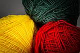 Пряжа демисезонная Vivchari Demi-Season, Color No.761 желтый, фото 3