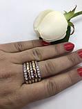 Серебрянное кольцо Мириада от Ирида-В, фото 3