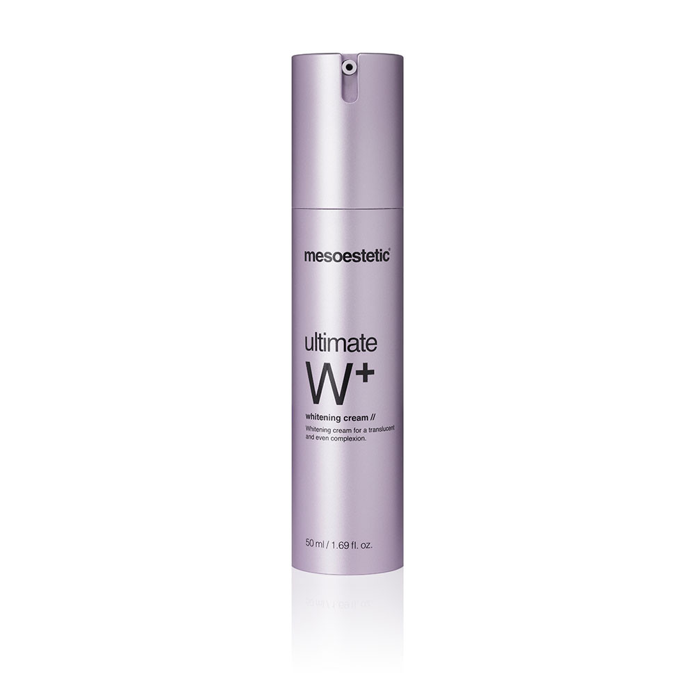 Ultimate W+ Whitening Cream - Осветляющий крем 50 мл. Mesoestetic