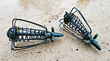 Рыболовная кормушка Арбуз - Спутник , вес 60 грамм, фото 2