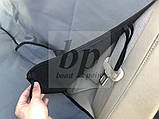 Майки (чехлы / накидки) на сиденья (автоткань) Daewoo Gentra (дэу/деу/део джентра 2005г-2011г), фото 10