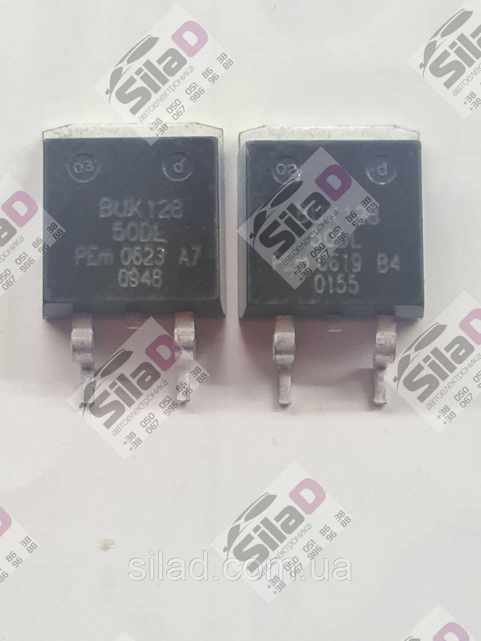 Транзистор BUK128-50DL NXP корпус TO-263-3