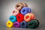Пряжа демісезонна Vivchari Demi-Season, Color No.763 кавовий, фото 2