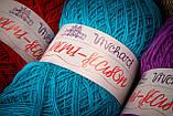 Пряжа демисезонная Vivchari Demi-Season, Color No.765 джинсовый, фото 5