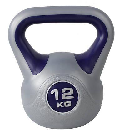 Гиря SportVida 12 кг SV-HK0082, фото 2