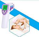 Бесконтактный термометр NOKU-FI01 Фиолетовый (NOKU-FI01), фото 7