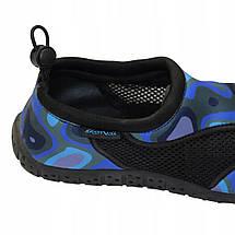 Обувь для пляжа и кораллов (аквашузы) SportVida SV-DN0012-R43 Size 43 Blue, фото 3