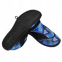 Обувь для пляжа и кораллов (аквашузы) SportVida SV-DN0012-R43 Size 43 Blue, фото 2