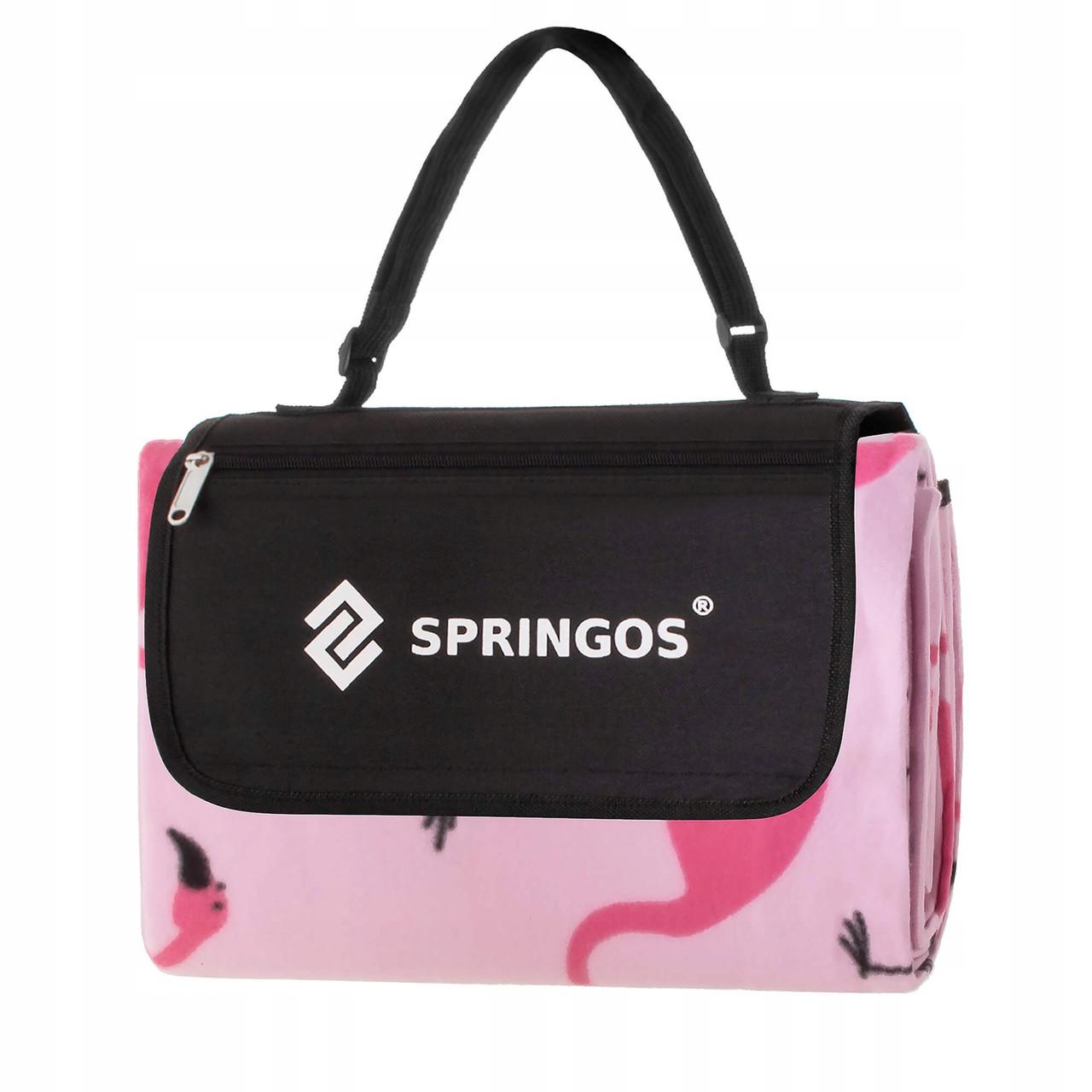 Коврик для пикника и кемпинга складной Springos 180 x 150 см PM013