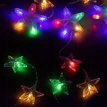 Гирлянда бахрома уличная (наружная) Springos 2 м 180 LED CL4005 Mix, фото 3