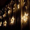 Гирлянда бахрома уличная (наружная) Springos 2 м 92 LED CL4010 Warm White, фото 6