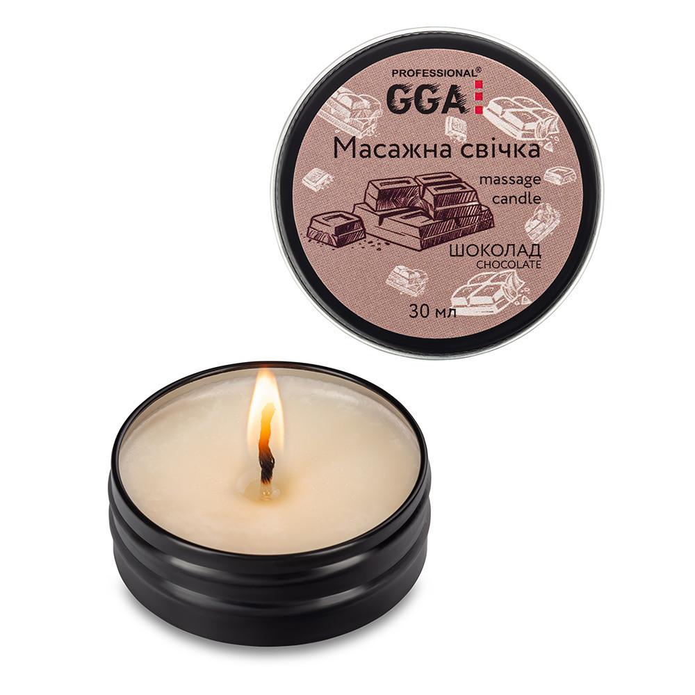 Массажная свеча GGA Professional Шоколад